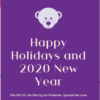 Transforming Lives in the Holidays and 2020 New Year 2